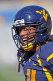 WVU defensive end Bruce Irvin Royalty Free Stock Image
