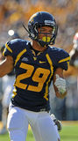 WVU football player Dustin Garrison Royalty Free Stock Images