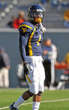 WVU football player Tavon Austin Royalty Free Stock Images