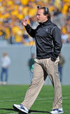 WVU head football coach Dana Holgorsen Royalty Free Stock Photo