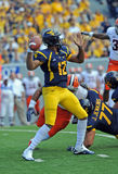 WVU Quarterback Geno Smith Stock Photo