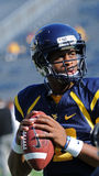 WVU Quarterback Geno Smith - pregame Stock Photos