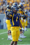 WVU wide receiver Tavon Austin Royalty Free Stock Image