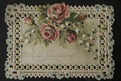 73_WW κάρτα Στοκ φωτογραφίες με δικαίωμα ελεύθερης χρήσης