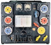 Ww2 συσκευή αποστολής σημάτων αεροσκαφών Στοκ Φωτογραφίες
