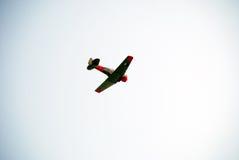 Ww2 avión de combate Ginkelse Heide, Ede Imagen de archivo