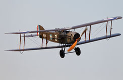 WW1 fighter bomber Stock Image