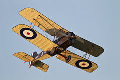 WW1 fighter plane Royalty Free Stock Photography