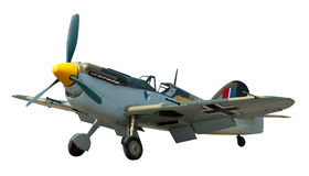 WW2 German fighter Stock Photography