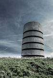 WW2 German observation tower Royalty Free Stock Photography
