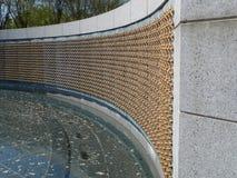 WW II pomnik Obrazy Royalty Free