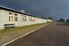 WW2 koncentrationsläger Mauthausen Arkivbild