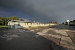 WW2 koncentrationsläger Mauthausen Arkivfoto