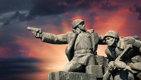 WW2 memorial in Kiev Stock Images