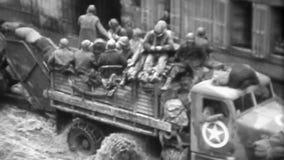 WW2 - Montaje del tanque y de la artillería pesada