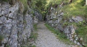 68_WW Monte Cengio Fotografía de archivo libre de regalías