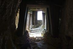 WW Monte Cengio Immagini Stock