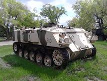 WW2 pantserwagen Stock Foto's