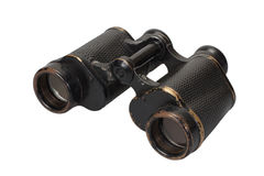 Ww2 period binoculars Stock Image