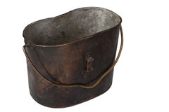 WW1 period Mess Kit Stock Photography