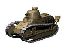 WW1 Renault FT tank 1 Stock Photo