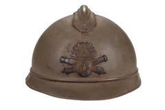 WW1 steel helmet Royalty Free Stock Image