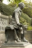 WW1 Memorial in Edinburgh, Scotland Stock Photos