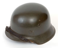 WW11 nazi German steel helmet Royalty Free Stock Photography