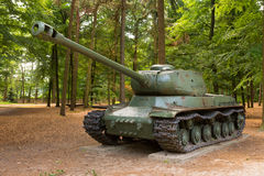 WW2 battle tank Stock Images