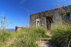Ww2 fortification Royalty Free Stock Images