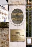 WWaldorf Astoria Trianon Palace Versailles Images stock