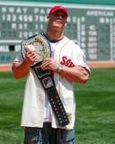 WWE Champion John Cena. Stock Photo