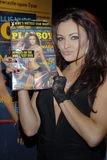 WWE Diva Maria Kanellis, das Phasen aussieht. stockfoto