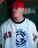 WWE-mästare John Cena Arkivbilder