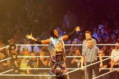 WWE in tensione a Amburgo, maggio 2019 fotografia stock