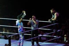 WWE in tensione a Amburgo, maggio 2019 immagine stock libera da diritti