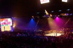 WWE in tensione a Amburgo, maggio 2019 immagini stock libere da diritti