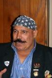 WWE wrestler The Iron Sheik Stock Photography