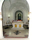 WWI的Memorian在Marasesti Mausoluem 库存图片