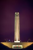 自由纪念堪萨斯城WWI博物馆 免版税库存照片