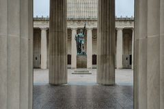 WWI Memorial Stock Photography