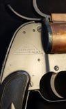 WWII ΗΠΑ M8 το πιστόλι φλογών κλείνει τον πυροβολισμό Στοκ Εικόνες