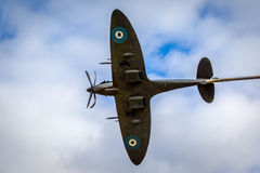 WWII Airplane Sculpture Royalty Free Stock Photography