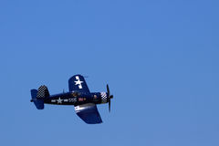 WWII Corsair Stock Images