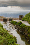 WWII Defences, Kimmeridge Stock Photos
