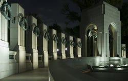 WWII Denkmal Stockbild