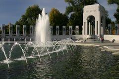 WWII Denkmal Stockfotografie