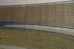 WWII-Denkmal Washington DC Lizenzfreie Stockbilder
