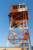 WWII era Flight Control Tower Stock Photography