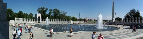 WWII Memorial stock photo
